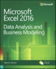 Microsoft Excel Data Analysis and Business Modeling by Wayne Winston (2016,...
