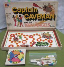 CAPTAIN CAVEMAN & Teen Angels board game 1980 cartoon TV show Hanna-Barbera