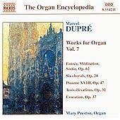 Dupré - Organ Works, Vol 7, , Good CD
