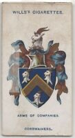 Worshipful Company of Cordwainers Fine Leather Boots 100+ Y/O Trade Ad Card