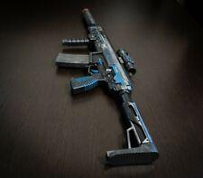 Kilo 141 Cerulean assault rifle from Call of Duty : Modern Warfare
