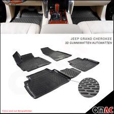 Jeep Grand Cherokee 2011-2013  Fußmatten Polymer Hohe 3D Gummimatten Automatten
