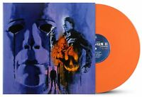 John Carpenter & And Alan Howarth: Halloween (2) II Orange Vinyl LP Record