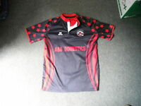 Raptors Rugby League Planet Extra Large Mens No 11 Rugby League Shirt