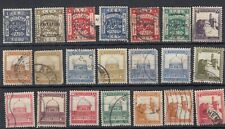 More details for palestine early collection of 20 o/p vfu jk5003