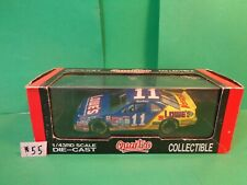 Quartzo Die Cast Car, 1/43 Scale, Brett Bodine, #11 Lowe's/Valspar Paints (New)