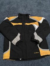L.L. Bean Boys YOUTH,  Winter Ski Coat Size L( 14-16), Lots Of Pockets,