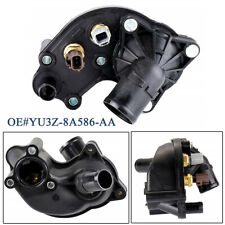 For Ford Explorer Mountaineer 4.0L V6 YU3Z-8A586-AA Thermostat Housing w/ Sensor