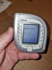 Nokia 7600 - Weiss / Grau Handy  Very Rare extrem Selten. ä98 Foto Original das
