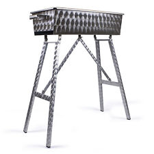 Edelstahlgrill Mangal Schaschlikgrill  Мангал  Шашлычница  60x30cm  kaufen Grill