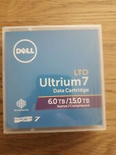 Dell Ultrium LTO7 LTO 7 Data Cartridge 5 Pack 07J4HF 6TB / 15TB RRP £400