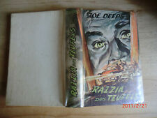 Joe Deeps Razzia des Reufels  Alka Verlag  Leihbuch Zustand 2