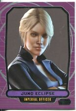 Star Wars Galactic Files 2 Base Card #541 Juno Eclipse