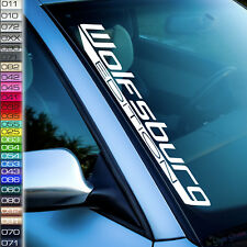 Wolfsburg Edition Aufkleber Autoaufkleber Szene Sticker Lifestyle Wörthersee F33
