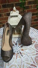 Dune Women's Peep Toes Textile Shoes