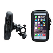 Waterproof Bicycle Bike Stand Holder Mount Case Bag For Apple iPhone 6 Plus 5.5""