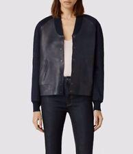 AllSaints Leather Women's Bomber
