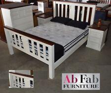 White Timber Bedroom Bedroom Furniture Sets & Suites for sale   eBay