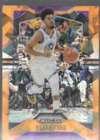 QUINN COOK 2019-20 Panini Prizm Orange Ice Prizms #105 LA Lakers Mint
