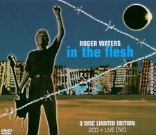 ROGER WATERS - IN THE FLESH LIVE [CD/DVD] USED - VERY GOOD CD