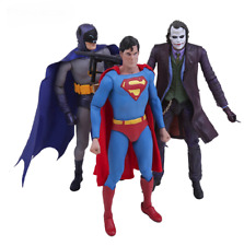 7'' Action Figure DC Dark Knight Batman Superman The Joker Comics Superhero Toys