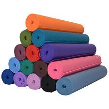 Amazing Mats Yoga Mat Microban~No Slip~6mm Extra Thick-Color and Print May Vary!