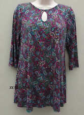 Paisley Tunic, Kaftan Petite Tops & Shirts for Women