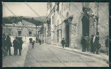 Palermo Città Piana dei Greci cartolina QQ0562
