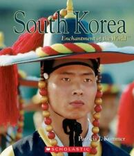South Korea (Enchantment of the World. Second Series) by Kummer, Patricia K.