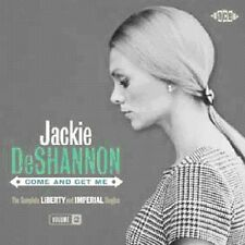 Jackie DeShannon - Come & Get Me: Complete Liberty & Singles 2 [New CD] UK - Imp