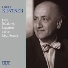 [BRAND NEW] 2CD: LOUIS KENTNER PLAYS BALAKIREV, LYAPUNOV AND THE LISZT SONATA