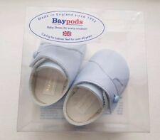 Bay Pods Blue matt shoes Sz 0