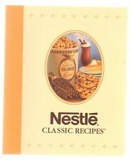 Nestlé Classic Recipes paperback with plastic cover 2003 baking