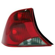 Tail Light Assembly-Sedan Left AUTOZONE/PILOT COLLISION fits 00-03 Ford Focus