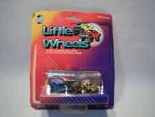 Vintage 80's Road Tough Little Wheels Diecast Toy Cars NWT