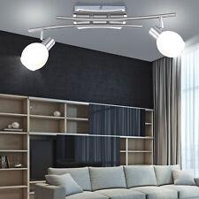 Decken Wand LED Spot Lampe Strahler beweglich Leuchte Wohn Ess Schlaf Zimmer