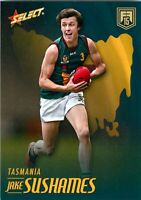 ✺New✺ 2015 TASMANIA AFL Card JAKE SUSHAMES Future Force