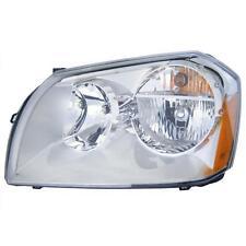 Fits DODGE MAGNUM 2005-2007 Headlight Left Side 4806059AC Car Lamp Auto