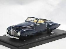 Autocult 02022 1940 Aero 50 Dynamik Sodomka blau Modellauto 1/43