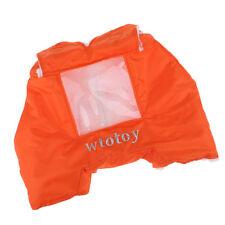 Transmitter Cold Air Shield Hood Protective Hand Warm Gloves for DJI Flysky