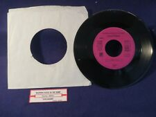 PAULA ABDUL Spellbound/Blowing Kisses In The Wind 45 Record VIRGIN RECORDS