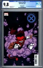 POWERS OF X #2 - Skottie Young variant cover - CGC 9.8 Marvel 10/19 Key issue