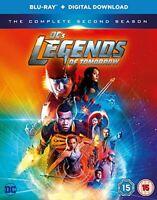 DC Legends of Tomorrow S2 [Blu-ray] [2017] [DVD]