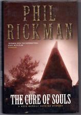 THE CURE OF SOULS by Phil Rickman 2001 UK HC w/DJ, A Merrily Watkins Mystery