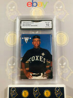 1994 Action Packed Alex Rodriguez #55 Franchise Rookie - 10 GEM MINT GMA Graded