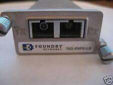 10G-XNPK-LR Genuine Foundry XENPAK 1310nm 10GB SMF