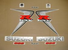 GSX-R 600 2006 full decals stickers graphics kit set k6 k7 autocollants adhesivi