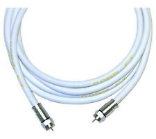 Monster Cable SV-RG6 CL 50' FT Coax Cable RG6 Jumper Digital 75 Ohm with Heavy