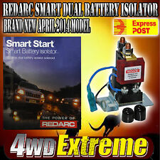 BATTERY SYSTEM ISOLATOR SBI12 REDARC DUAL SUIT 4WD CARAVAN AGM DEEP CYCLE