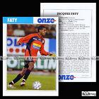 FATY JACQUES (STADE RENNAIS, RENNES) - Fiche Football 2004